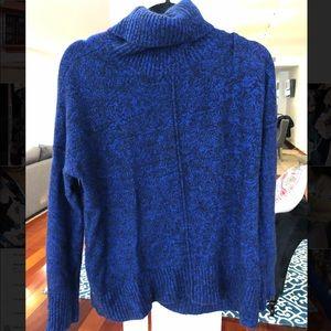 Aqua- Cashmere sweater